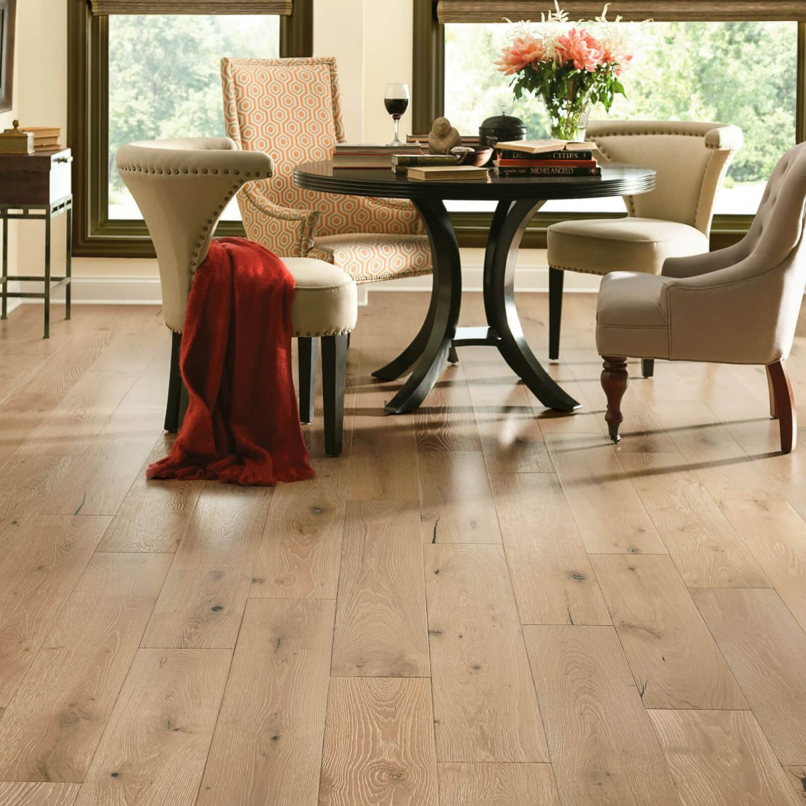 Hickory Engineered Hardwood | Hamernick's Interior Solutions