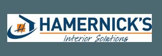 Hamernicks Logo | Hamernick's Interior Solutions