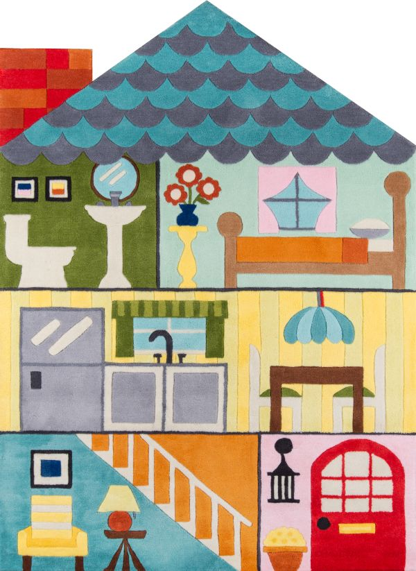 Fun Kids' Rugs for Perfect Spaces   Hamernick's Interior Solutions