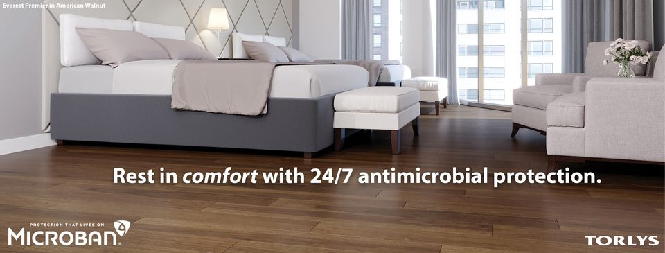 Torlys vinyl flooring | Hamernick's Interior Solutions