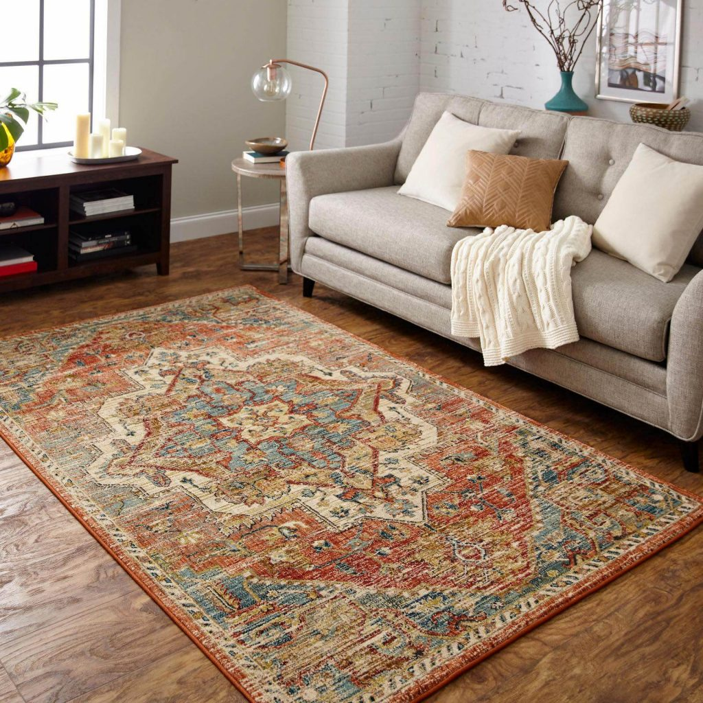 Select a Rug for Your Living Area   Hamernick's Interior Solutions