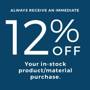 12%off instock products | Hamernick's Interior Solutions