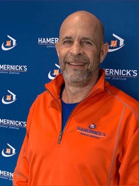 Team member | Hamernick's Interior Solutions