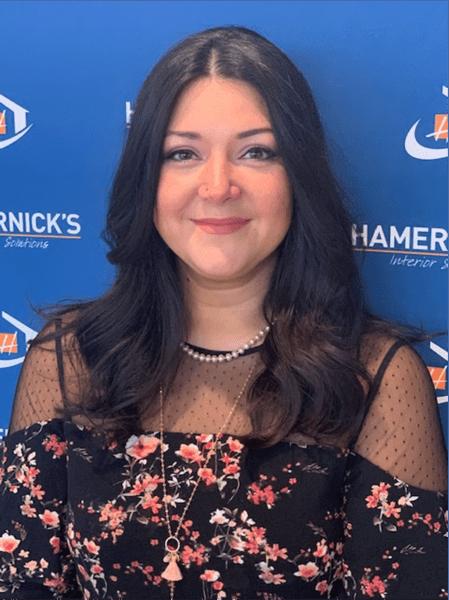 Team member   Hamernick's Interior Solutions