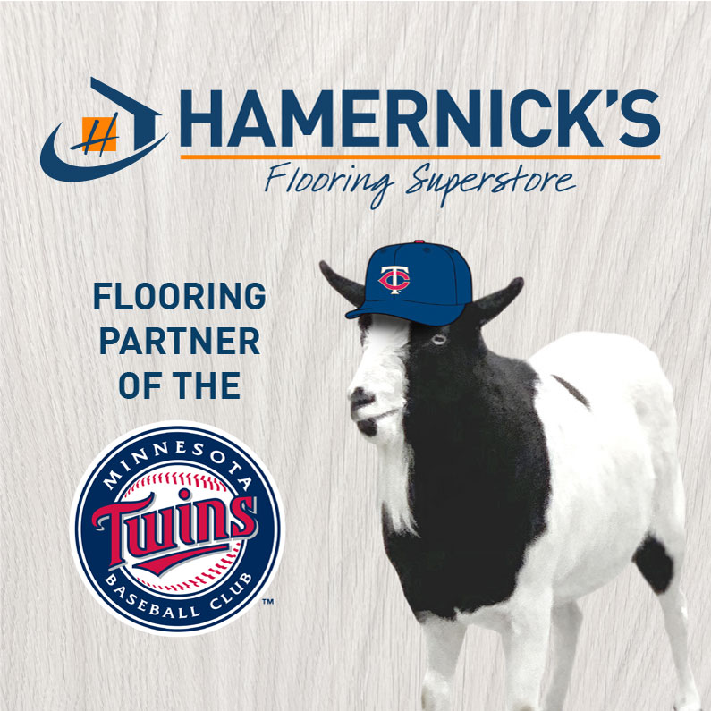 Hamericks_Twins_Goat | Hamernick's Interior Solutions