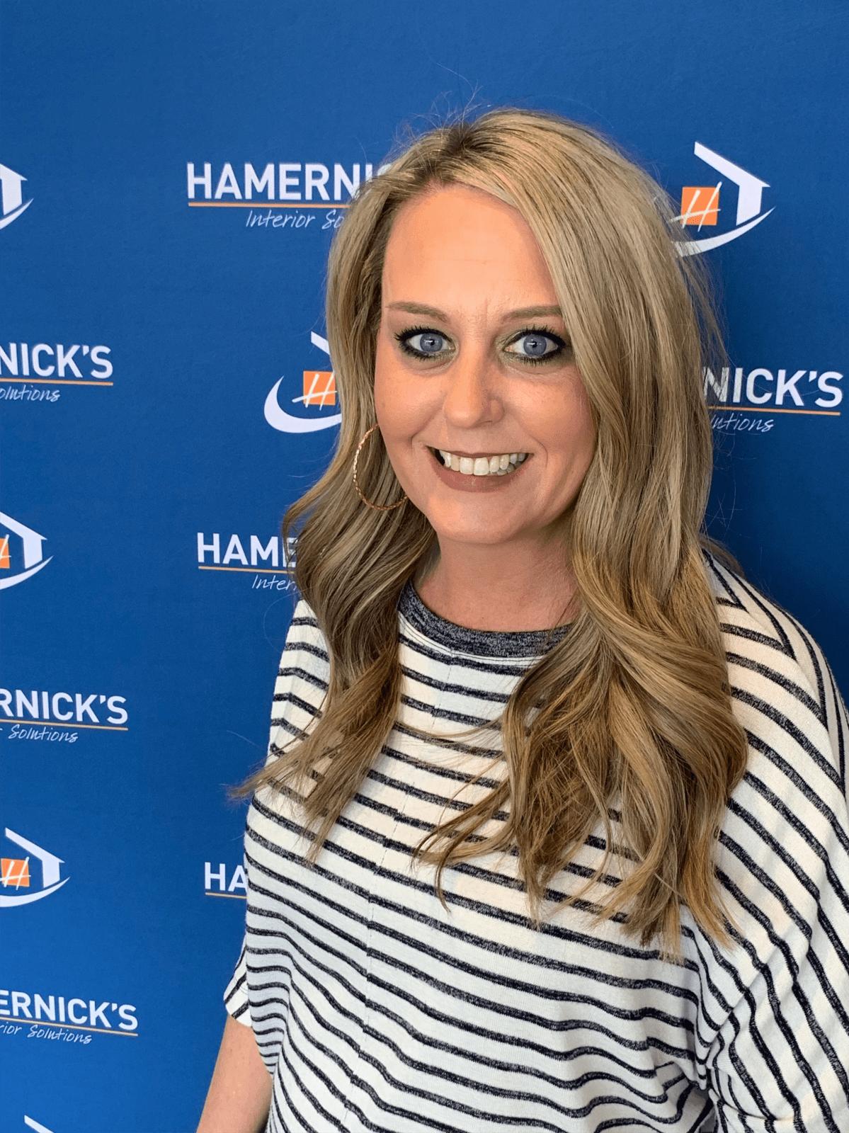 Danielle | Hamernick's Interior Solutions