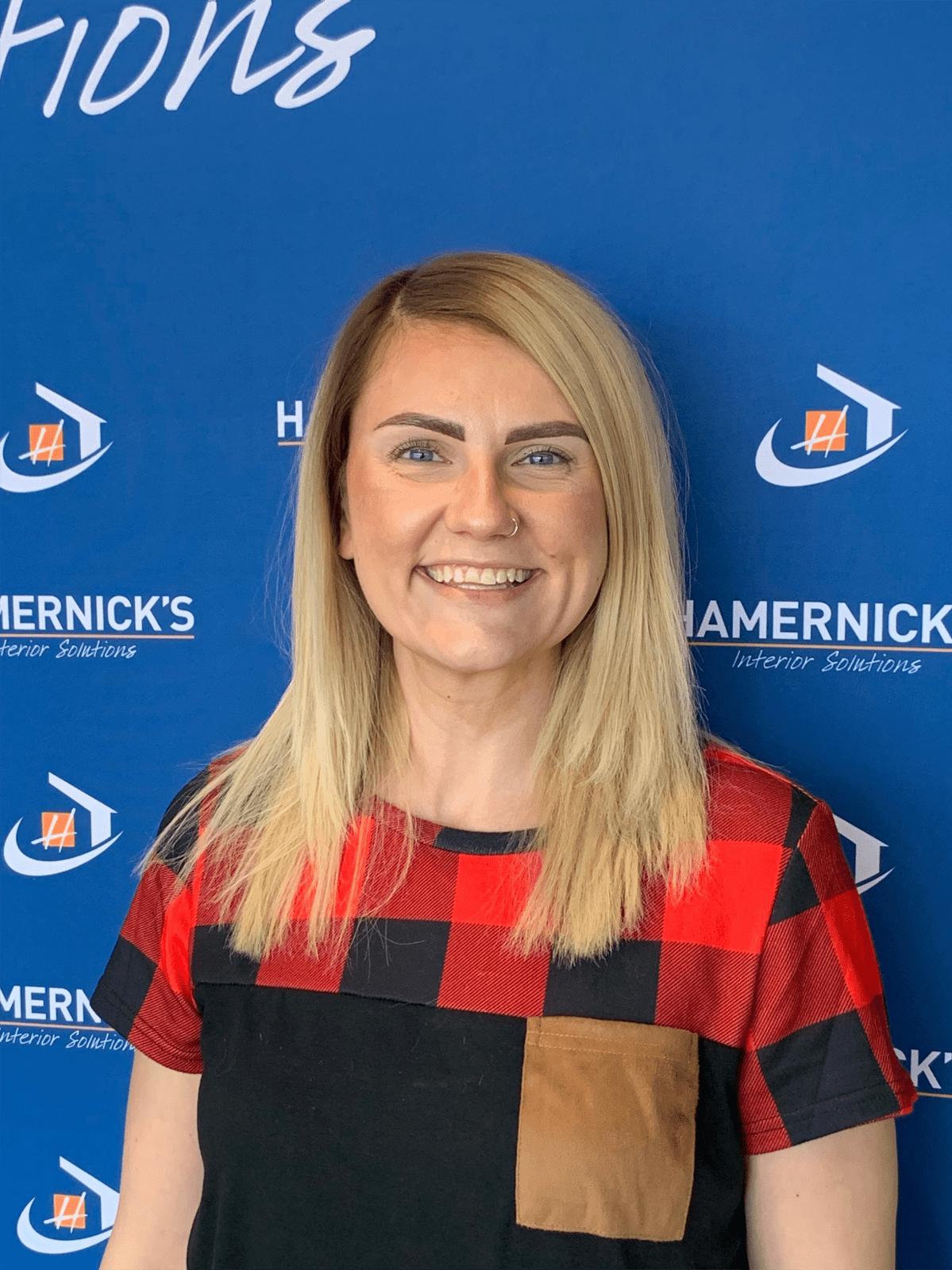 Jessica | Hamernick's Interior Solutions