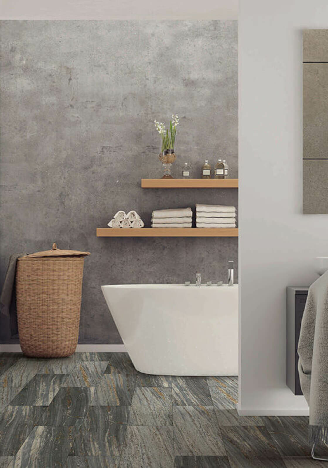 Luxury Vinyl Flooring | Hamernick's Interior Solutions